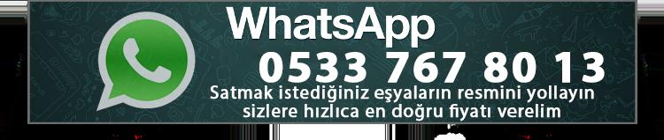 whatsapp ile ikinci el alanlar